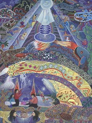 Visions under Ayahuasca